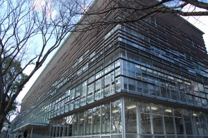 千葉大学附属図書館